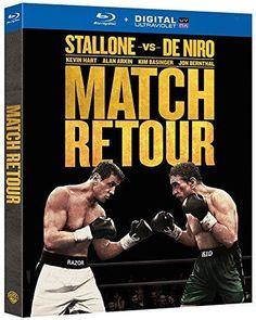 DERNIER EXEMPLAIRE !!! STALLONE - DE NIRO dans Match retour - Blu-Ray - NEUF