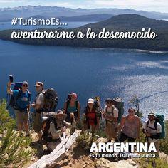#Turismoes... Aventurarse a lo desconocido  #DiaMundialDelTurismo #Argentina #WTD2015 #ArgentinaEsTuMundo Date una vuelta! Mountains, Nature, Travel, The World, Tourism, Buenos Aires Argentina, Viajes, Naturaleza, Destinations
