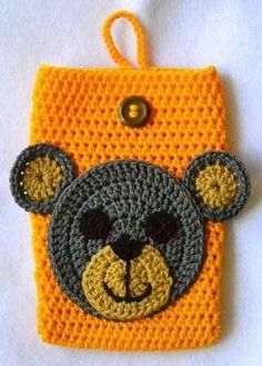 Bear Phone Case:
