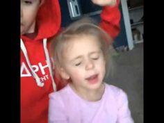 Skylynn Grier TURN UP Thuggin with the little sis VINE!! Best vine ever!!!