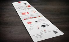 Self Promotion / Stationary by Pamela España, via Behance
