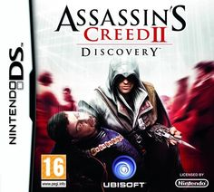 Assassin's Creed II Discovery Cover