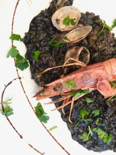 Die schönsten Restaurants mit Meerblick auf Mallorca - COOKIES FOR MY SOUL Paella, Steak, Restaurants, Beef, Places, Food, Fish Dishes, Food Menu, Majorca