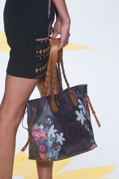 Desigual at New York Spring 2015 (Details)