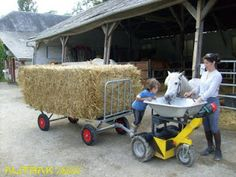 SPO Spacepac Industries Online store: electric pusher mover