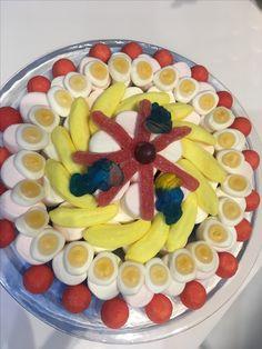 Gâteau de bonbons , facile et rapide à faire (sans cure dents)
