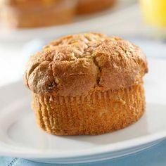 Muffin aux carottes santé! sur Wikibouffe