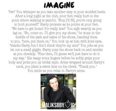 Harry imagine - AWWWWWE!!!!! don't you guys just LOVE Harry!!! <3333