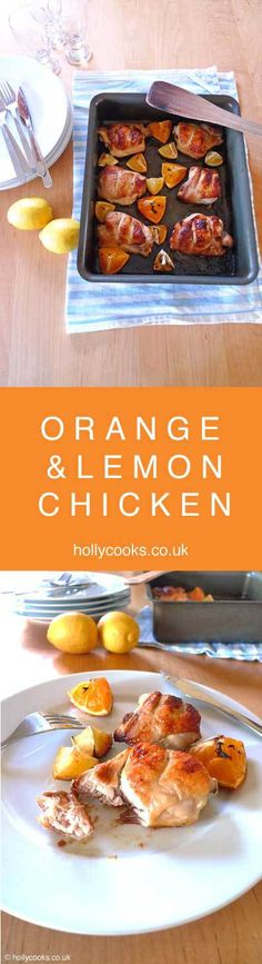 easy lemon zest chicken recipe