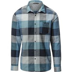 Siphon The Sanford Exploded Plaid Button-Down Shirt - Men's