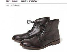 Peaky Blinders_Hudson boots