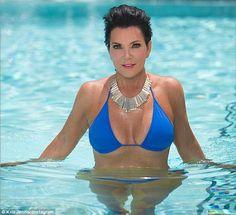 Kris Jenner shares her bikini photo after daughter Kendall posts swimsuit snapshot