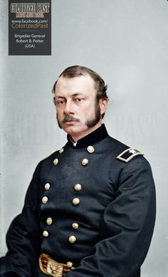 Union General Robert Brown Potter
