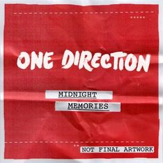 """One Direction """"Midnight Memories (Ultimate Fan Edition Deluxe CD Album)"""" @ One Direction Store"""