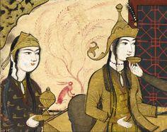 Persian princess hat