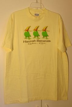Size XL 46-48 Hanes Beefy-T Made In USA Puff Ink Very Rare Dead Stock Late  70 s to Early 80 s Hannah Banana s Kailua Kona Hawaii Perfect! f0f7603e6