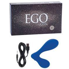 """Stimulateur de prostate vibrant """"Ego"""" de Jopen."""
