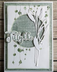 kortblogger: Lidt forskelligt. Butterfly Flowers, Flower Cards, Decoupage, Birthday Cards, Diy And Crafts, Card Making, Scrap, Delicate, Simple