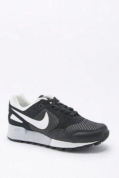 8a80db71e08 Nike - Baskets Air Pegasus 89 noires et blanches