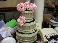 Glencliff manor made this cake