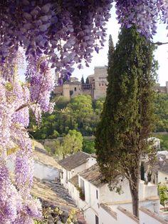 Travel Inspiration for Spain - Granada, Spain Granada Andalucia, Andalucia Spain, Grenada Spain, Places To Travel, Places To See, Travel Destinations, Places Around The World, Around The Worlds, Voyage Europe
