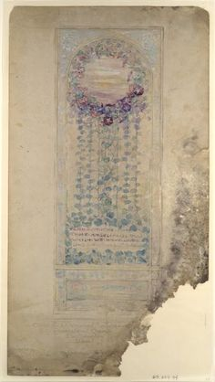 louis comfort tiffany,1905
