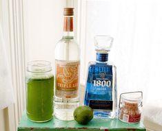 Cucumber Magarita Ingredients