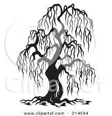 Resultado de imagem para Telas da árvore salgueiro