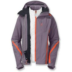 The North Face Kira Triclimate 3-in-1 Insulated Jacket - Women s North Face f321435734f2