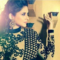 Jennifer winget Pakistani Outfits, Indian Outfits, Pakistani Clothing, Jennifer Winget Beyhadh, Artists For Kids, Looking Gorgeous, Beautiful, Celebs, Celebrities