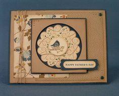 FM60 Challenge- Four Seasons by Diane Vander Galien - Cards and Paper Crafts at Splitcoaststampers