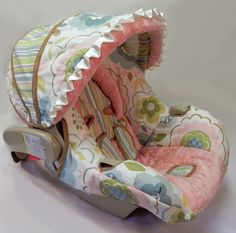 Custom Boutique Peachy Keene Graco Snugride 30 by smallsproutsbaby, $109.00