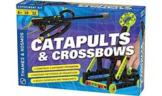 Thames  Kosmos Catapults  Crossbows Science Kit >>> Be sure to check out this awesome product. (This is an affiliate link)