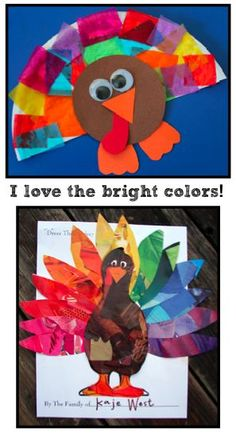 If you are teaching about turkeys this November, you're going to LOVE the great ideas at this blog post! You'll find loads of great art ideas, MANY books to read, and even some great resources to make planning easier for you!