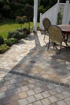 Pavé pierre naturelle grès brut kandla multicolor 14 x 14 x 3/5 cm terrasse et jardin