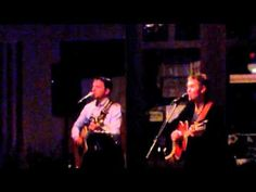 "Neil and Ryan perform the traditional Irish song ""Rose of Allendale"" at an Acoustic by Candlelight show."