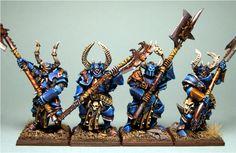 Chaos Chosen warhammer