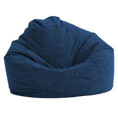 Comfort Research BeanSack Big Joe Ultra Dorm Lounger Bean Bag Chair Nursery Furniture, Kids Furniture, Bean Bag Furniture, Kids Bookcase, Bean Bag Chair, Baby Kids, Lounge, Blue, Color