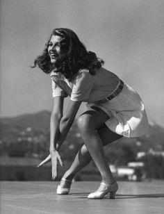 Rita Hayworth 1942.