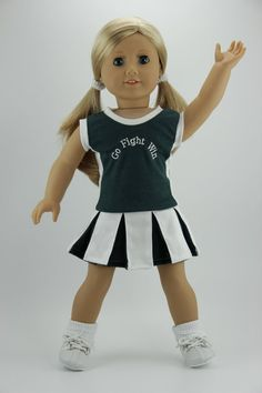 American Girl doll clothes SALE Cheerleader by DolliciousClothes
