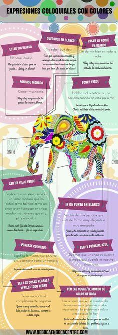 Colores y cultura!