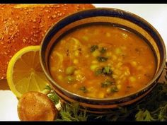Vegetable Soup (Delicious and Healthy!) - RECIPE