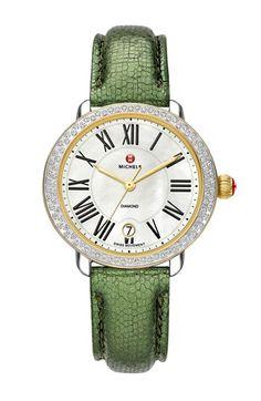 MICHELE 'Serein 16' Customizable Watch