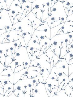 Marimekko Illalla Wallpaper, 17968
