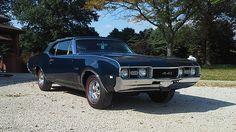 1968 Oldsmobile 442 | #Mecum #Chicago