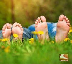 """Today is National """"I LOVE My FEET Day!""""  This is the day to pamper your #feet for the hard work they do for you every day."""