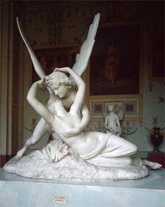 Antonio CANOVA - Psyché ranimée par le baiser de l'amour