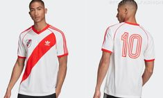 Reissue: River Plate 1985/86 adidas Home Jersey