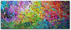 Abstracte schilderijen � Schilderij Festival