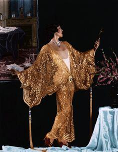 Olive Borden-Joy Girl-1927-Colorized